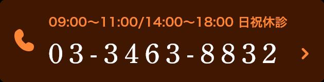 TEL:03-3463-8832